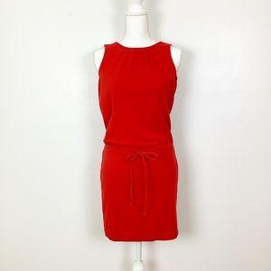 Moda International Red Open Back Mini Dress XS